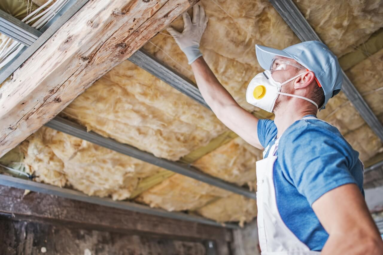 make your home more energy efficient by adding insulation where needed