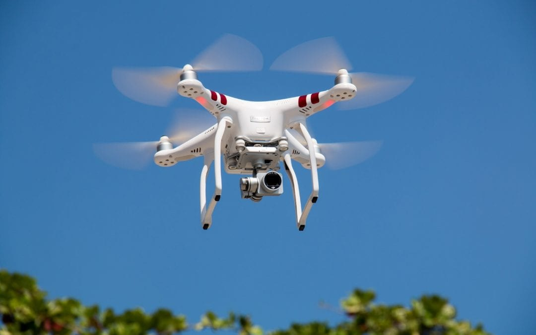 6 Benefits of Hiring an Inspector Who Uses Drones in Home Inspections