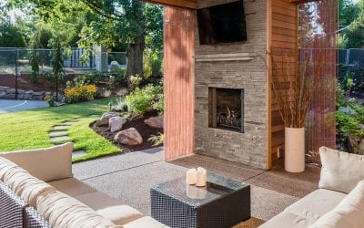 Warm Your Outdoor Living Spaces